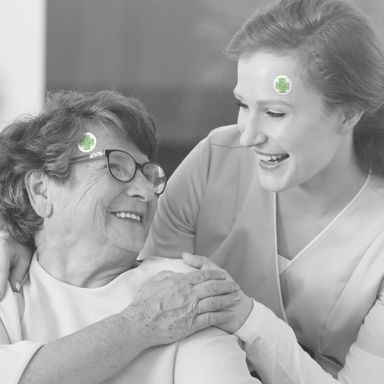 thermometer alternative thats great for use in care homes